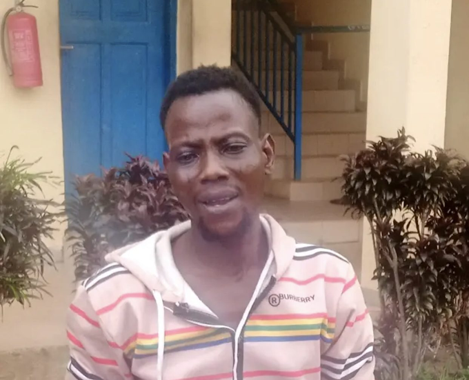 Osun Police Arrest Man, 39, With Lady's Body Parts (Photos)