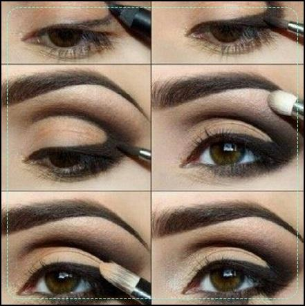 簡易化妝教程