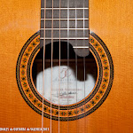 64: Guitarra 50 Aniversario de Guitarras Alhambra.