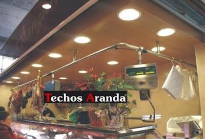 Precio economico Oferta Techo Aluminio Madrid