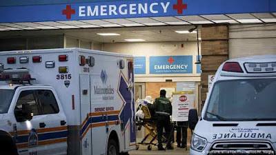 في معدلها اليومي لإصابات كورونا أمريكا تسجل رقمًا قياسيًا بأكثر من 120 ألف حالة