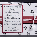 MC0316-F A Beautiful Day Design by Connie Vogt