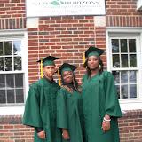 New Horizon Graduation 2012
