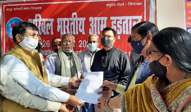 सरकार से आमने-सामने करने को तैयार हैं कर्मचारीः राकेश श्रीवास्तव