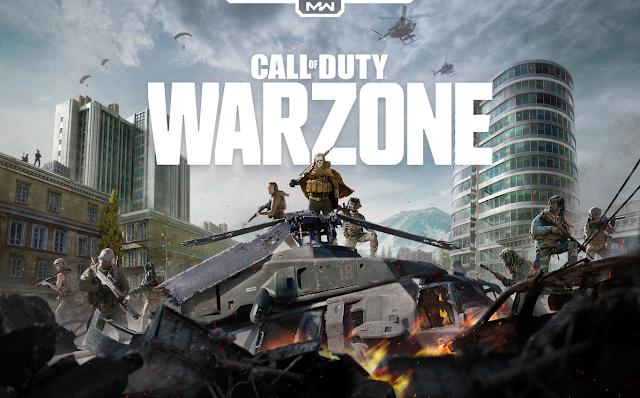 Nueva actualización para Call of Duty : Warzone