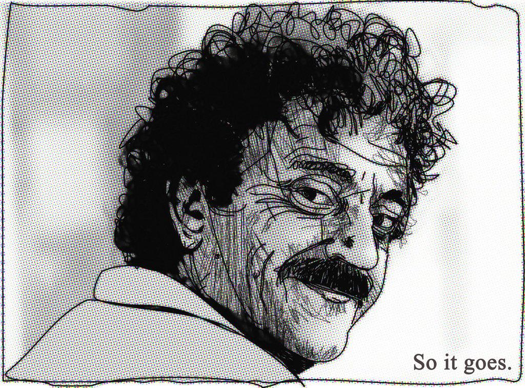 Αποτέλεσμα εικόνας για kurt vonnegut slaughterhouse five quotes