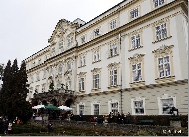 Leopoldskron Weiher Fassade 2