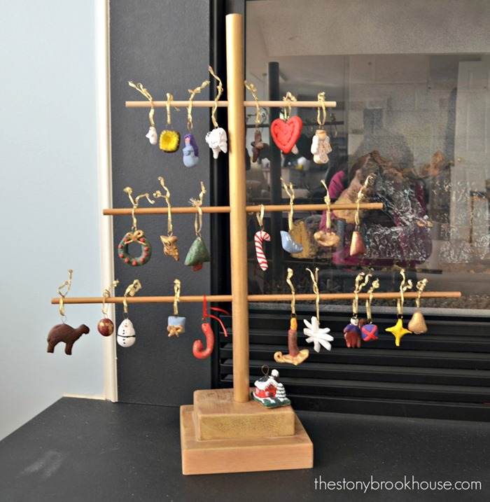 Original Advent Calendar Tree