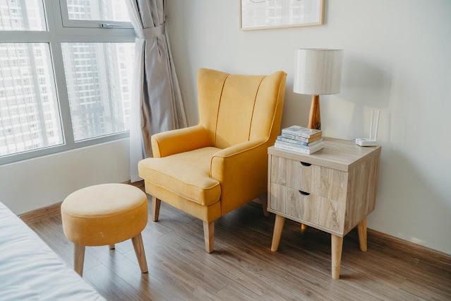 Praktyczne fotele tapicerowane