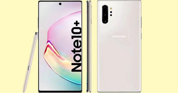 Harga Samsung Galaxy Note 10 Plus dan Spesifikasi Indonesia