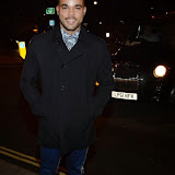 WWW.ENTSIMAGES.COM -   Nate  attending the re-launch of Trader Vic's  at Trader Vic's, Hilton Park Lane, London October 3rd 2013                                             Photo Mobis Photos/OIC 0203 174 1069