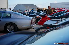 Aston and Porsche