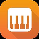 Piano Chords, Scales Companion mobile app icon