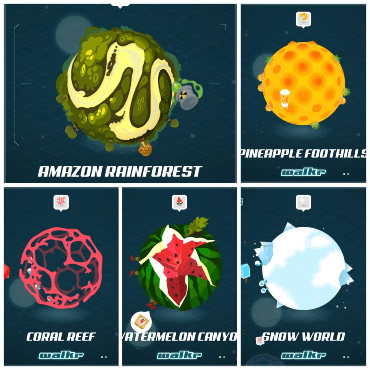 Đi bộ để tìm kiếm hành tinh của riêng bạn với tựa game Walkr: Fitness Space Adventure! - Ảnh 3.