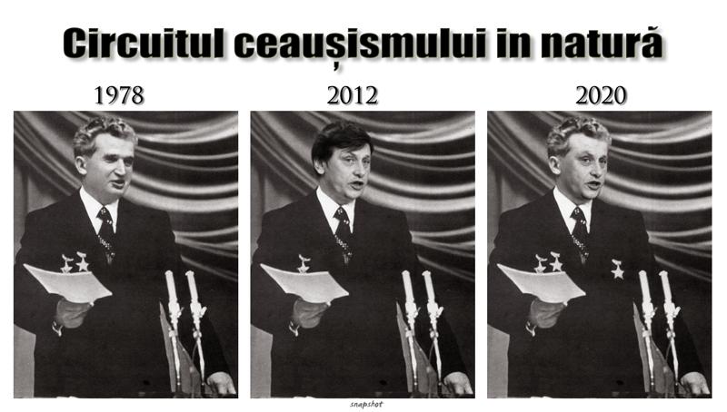 circuitul lui Ceausescu
