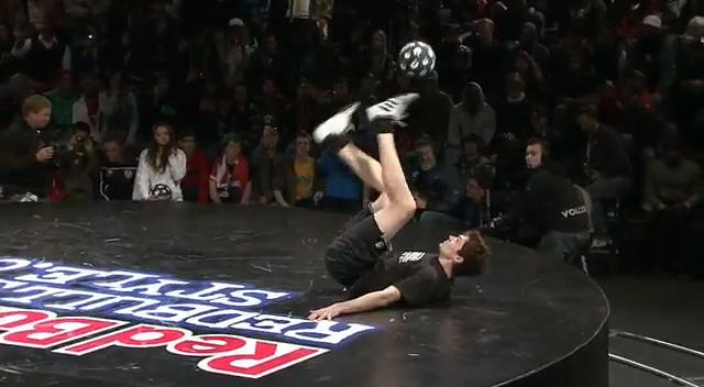 Red bull football freestyle to learn