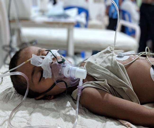 एईएस प्रभावित जिलों को भेजी गईं 28 एंबुलेंस और 746 किट, 15 डॉक्टर भेजे गए SKMCH