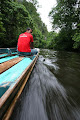 A rapid journey downstream | photo © Matt Kirby