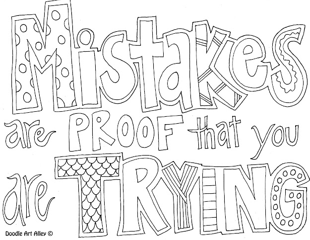 Quotes Coloring Pages With Coloring Pages With Quotes
