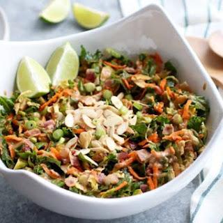 BBQ Ranch Chopped Salad Recipe