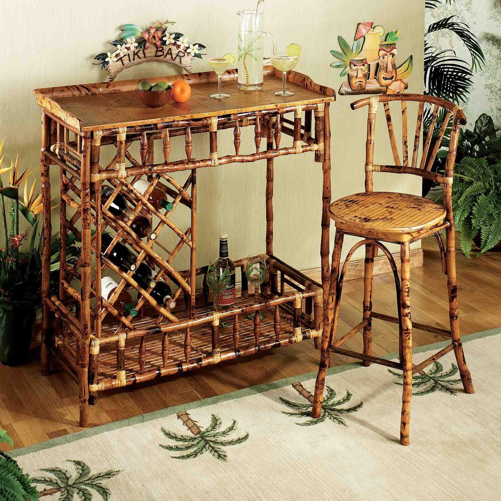 Hometary Tiki Outdoor Furniture