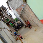 Alley in Canoa