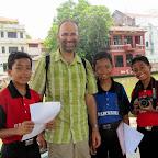 Malakka - ich werde von Schülern befragt