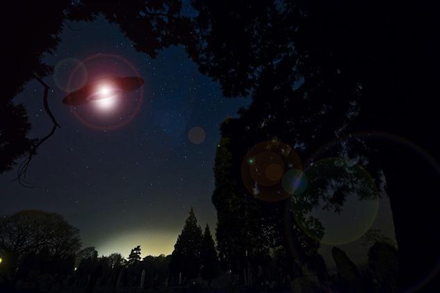 A família Rockefeller promoveu estudos sobre UFOs  02