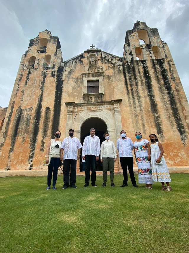 Yucatán es un ejemplo en materia de buenas prácticas turísticas: Secretario General de la OMT