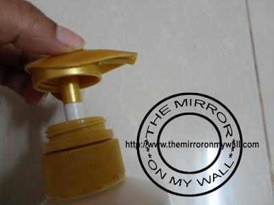 Pantene Pro V Hair Fall Control Shampoo 5.JPG