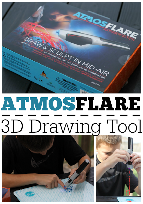 AtmosFlare 3D Drawing Tool