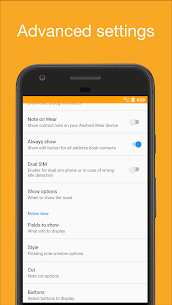 Call Notes Pro (Paid) 3