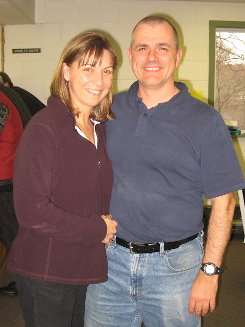 Wendy and Paul Ansdell