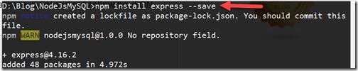 express-installer