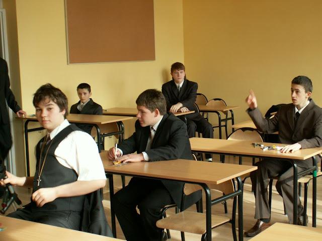 Pierwszy egzamin gimnazjalny w ZS nr 2 w Dukli 2011 - PICT1348_1.JPG