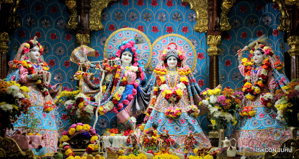 ISKCON Juhu Sringar Deity Darshan on 29th Dec 2016  (8)