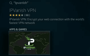 vpn on amazon firestick TV