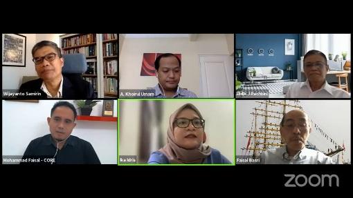 Pakar Sorot Dampak Pandemi COVID-19 terhadap Fondasi Ekonomi dan Agenda Pembangunan di Indonesia