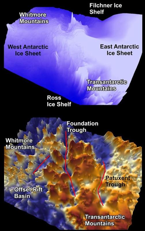 Mundo escondido sob a Antártida revelado 02