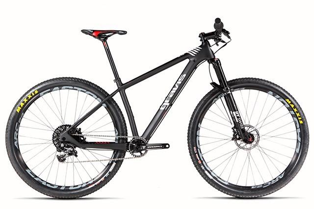 bicicleta XC chile