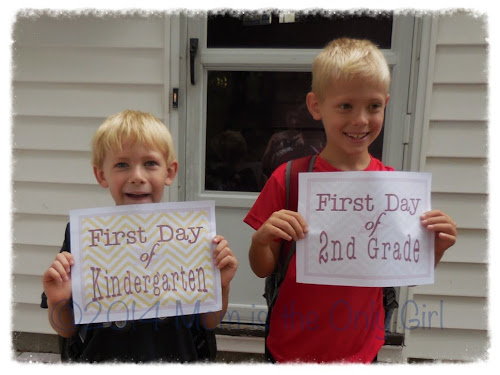 first day of school https://momistheonlygirl.com