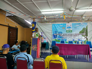 ROLPOP: Sg Toba River Care and Education (CmE)