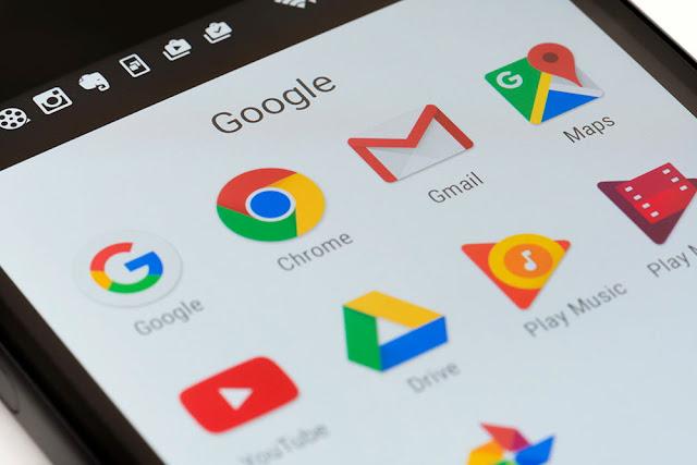 Koneknesia Blog - Memasang Tema Material Di Google Chrome Android