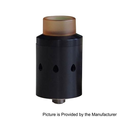 authentic cthulhu ceto rda rebuildable dripping atomizer w bf pin black stainless steel 24mm diameter thumb%255B2%255D - 【海外】「GeekVape 521 Tab Pro」「VAPECIGE SD75C」「Cthulhu CETO RDA」「SMOKTech SMOK TFV8 X-Baby」「Gemz Lucky Star RDTA」他