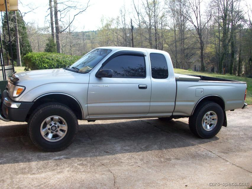 2000 toyota tacoma extended cab specifications pictures prices. Black Bedroom Furniture Sets. Home Design Ideas