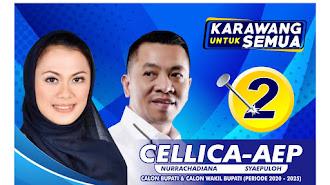 KPU Karawang Tunda Penetapan Paslon Bupati dan Wakil Bupati Terpilih