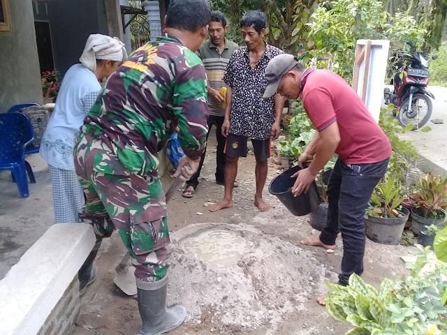 Pawas TMMD: TNI Semakin Melekat di Hati Rakyat