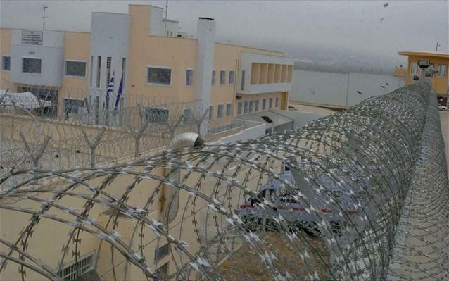 Φυλακές Δομοκού: 8 τραυματίες σε συμπλοκή κρατουμένων