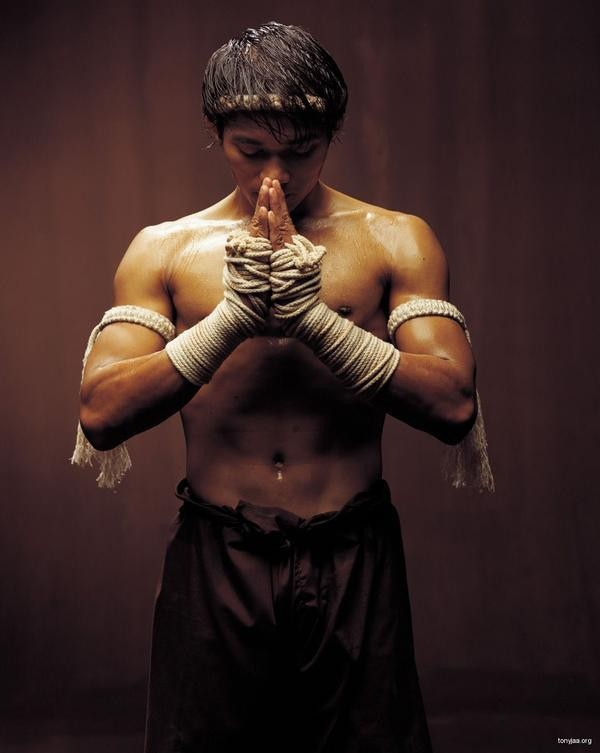 Tony Jaa Thailand Actor