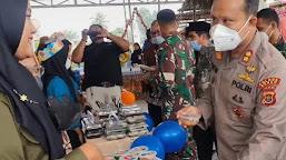 Polres Bungo Fasilitasi legalitas UMKM Untuk Bangkit dan Produktif